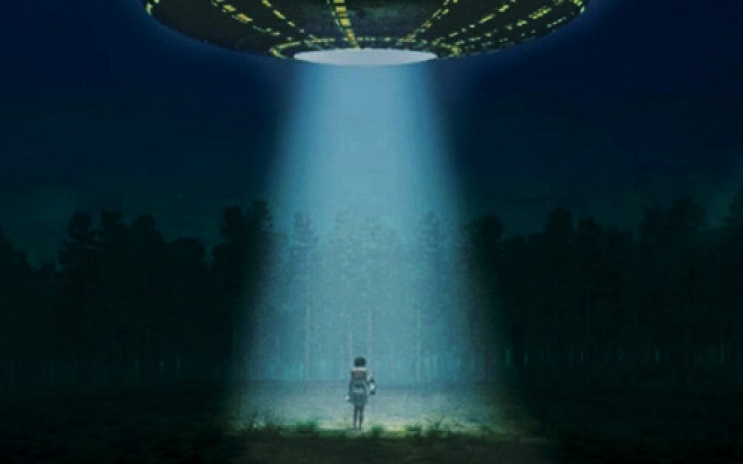 ABDUCTIONS & COMMUNICATION WITH NON-HUMAN INTELLIGENCE