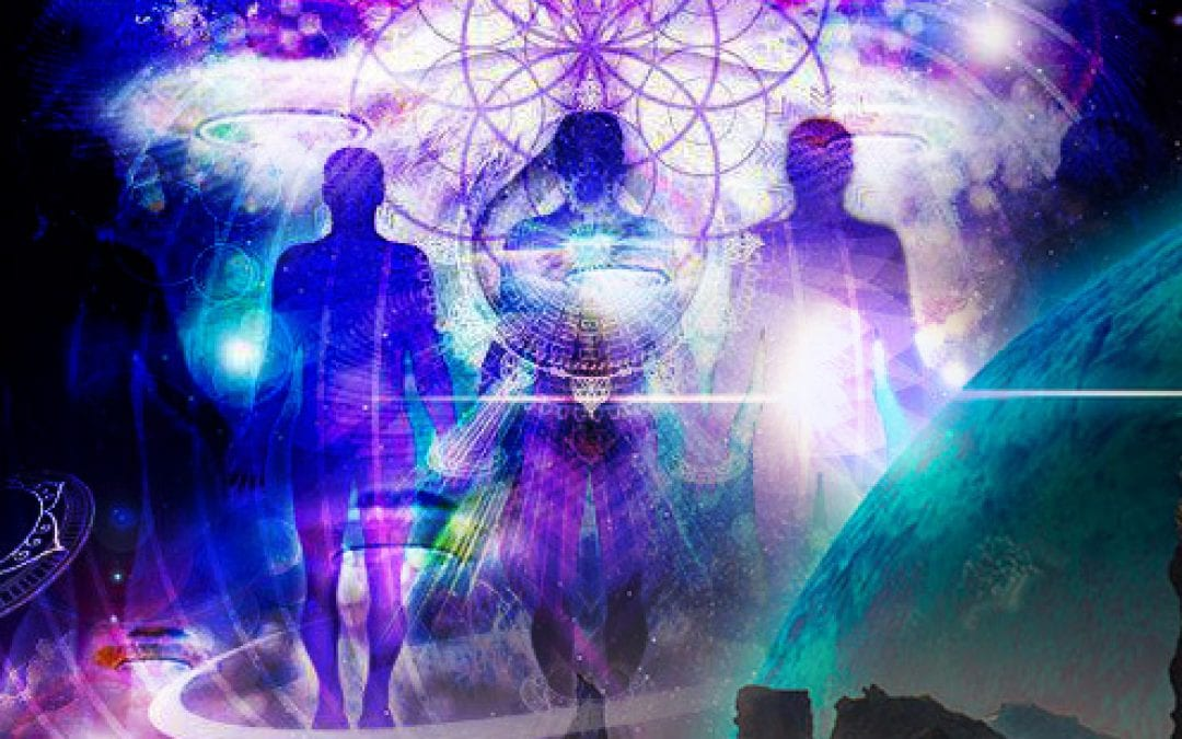 UFO'S, Spirituality, Evolution of Consciousness Panel