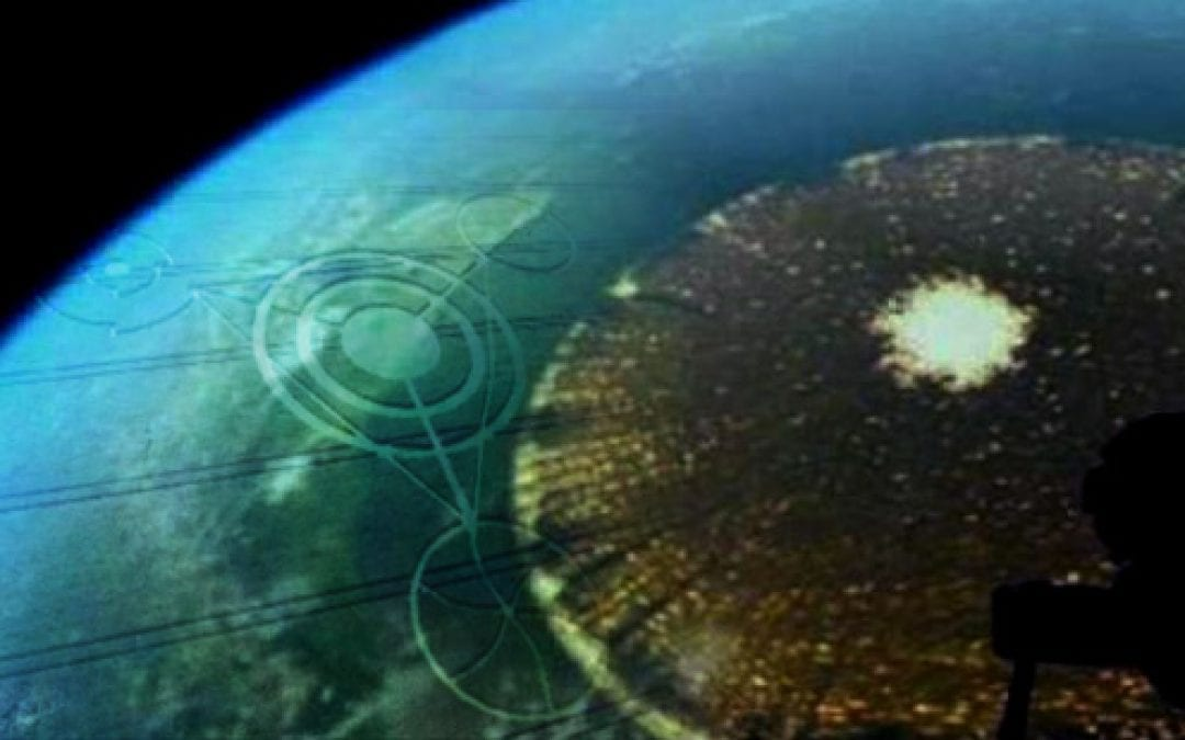 UFO's, Crop Circles & Grids Around the World