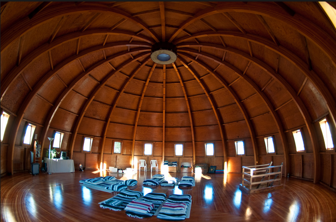 Inside-the-Integratron