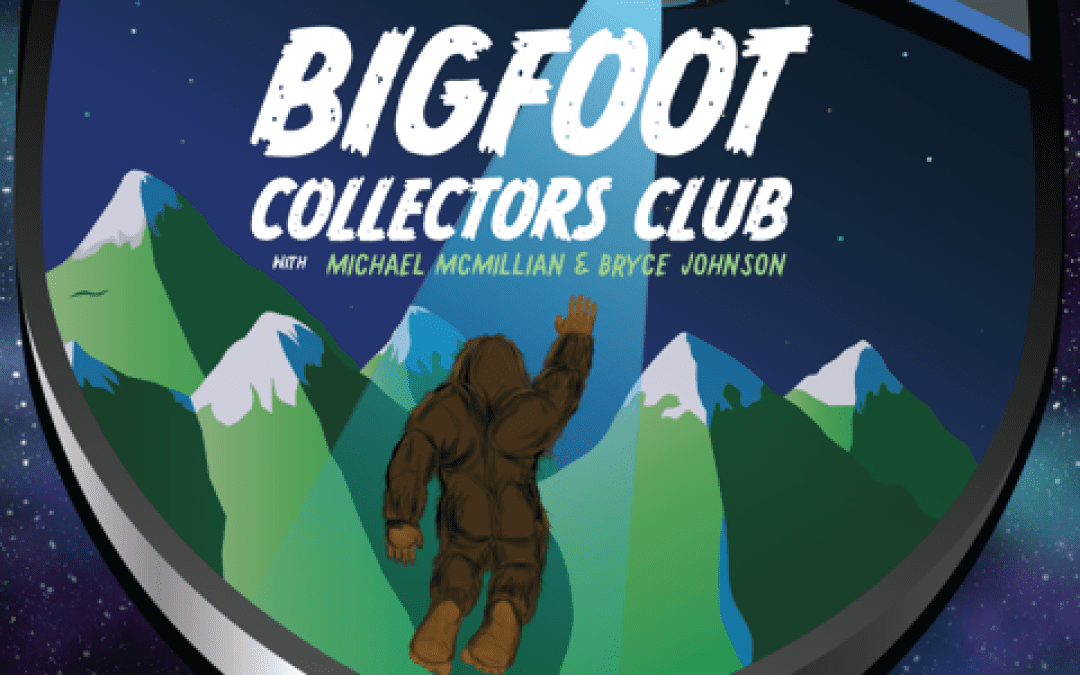 Bigfoot Collector's Club – Interviewing Derrel Sims